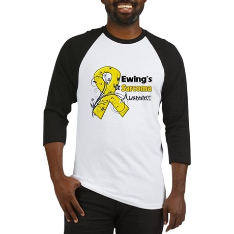 Ewing Sarcoma Awareness Baseball Jersey