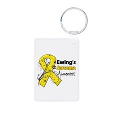 Ewing Sarcoma Awareness Keychains