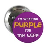 "Purple wife (2.25"" Button)"