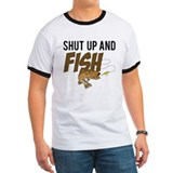 Shut Up and Fish  T