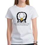 Women's Richmond Eagles White T-Shirt