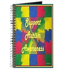 Support Autism Awareness Journal