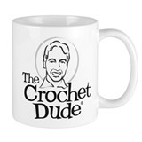 The Crochet Dude Logo Swag Mug