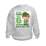 6 Year Old Fisherman Sweatshirt