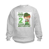 2 Year Old Fisherman Sweatshirt