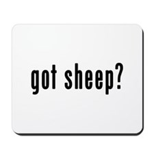 GOT SHEEP Mousepad