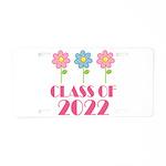 2022 School Class Aluminum License Plate