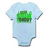I Wear Lime 6.4 Lymphoma Onesie
