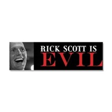 Unique Scott Car Magnet 10 x 3