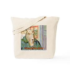 Vincent Van Goat Tote Bag