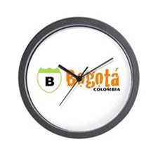 Unique Colombiano Wall Clock