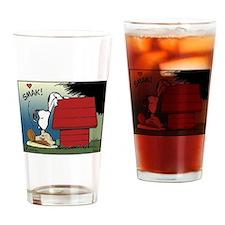 Smak! Drinking Glass