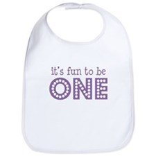 It's fun to be one Bib