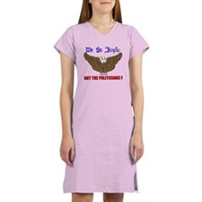 We The People Not The Politic Women's Nightshirt