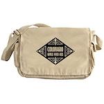 Colorado Girls Kick Ass Messenger Bag