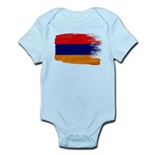 Armenia Flag Infant Bodysuit