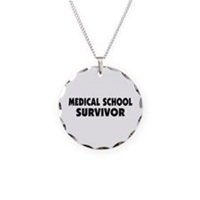 Medical School Survivor Necklace