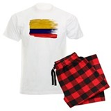 Colombia Flag Pajamas
