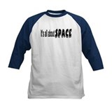 All About Space Tee