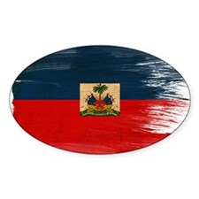 Haiti Flag Decal