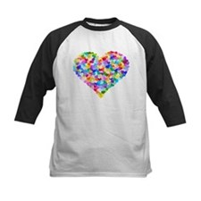 Rainbow Heart of Hearts Tee