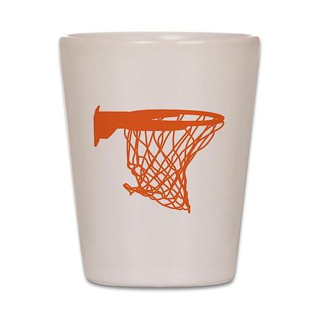 Basketball Shot Glass