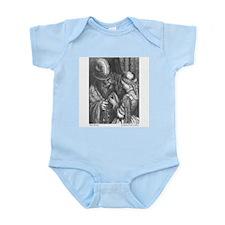 Dore's Bluebeard Infant Creeper