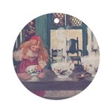 Smith's Goldilocks Ornament (Round)