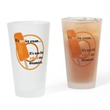 Tofutti Rice Dreamsicle Drinking Glass