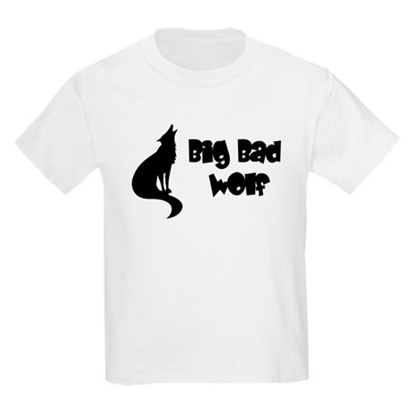 Big Bad Wolf Kids T-Shirt