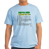 Funny Blue budgies T-Shirt