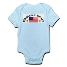 Ulysses S. Grant, USA Infant Bodysuit