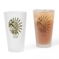 Unique Doomsday Drinking Glass