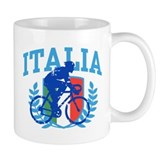 Italia Cycling (male) Small Mug