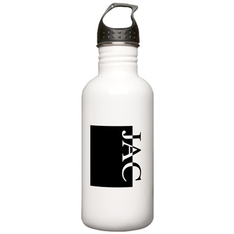 JAC Typography Stainless Water Bottle 1.0L