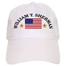 William T. Sherman, USA Baseball Cap