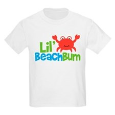 Boy Crab Lil' Beach Bum T-Shirt