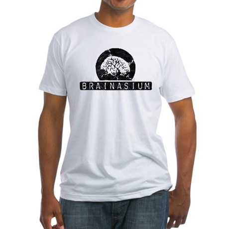 Brainasium Fitted T-Shirt