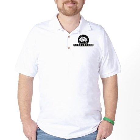 Brainasium Golf Shirt