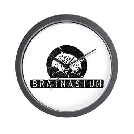 Brainasium Wall Clock