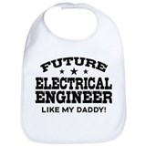 Future Electrical Engineer Bib