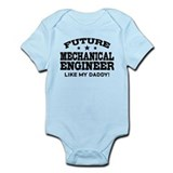 Future Mechanical Engineer Onesie