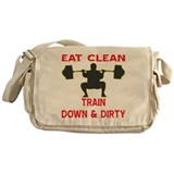 Train Down And Dirty Messenger Bag