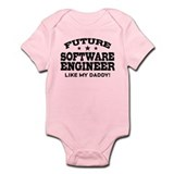 Future Software Engineer Infant Bodysuit
