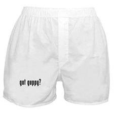 GOT GUPPY Boxer Shorts