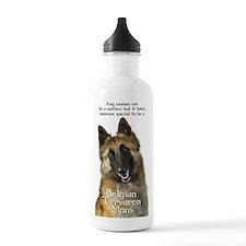 Belgian Tervuren Mom Water Bottle