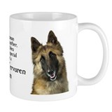 Belgian Tervuren Mom Small Mug