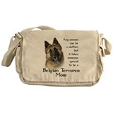 Belgian Tervuren Mom Messenger Bag