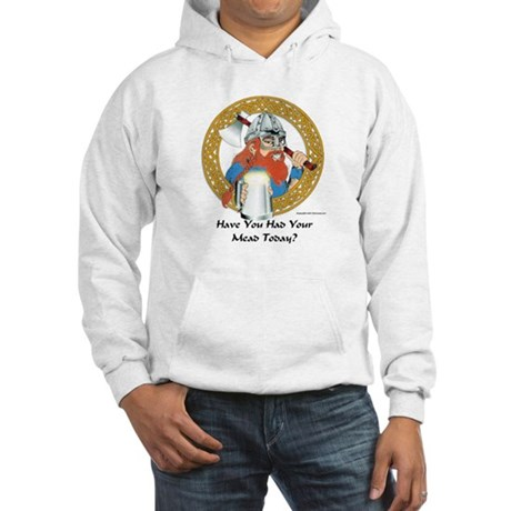 Hooded Viking Sweatshirt