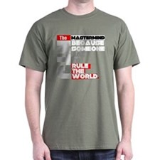 T-Shirt: Mastermind